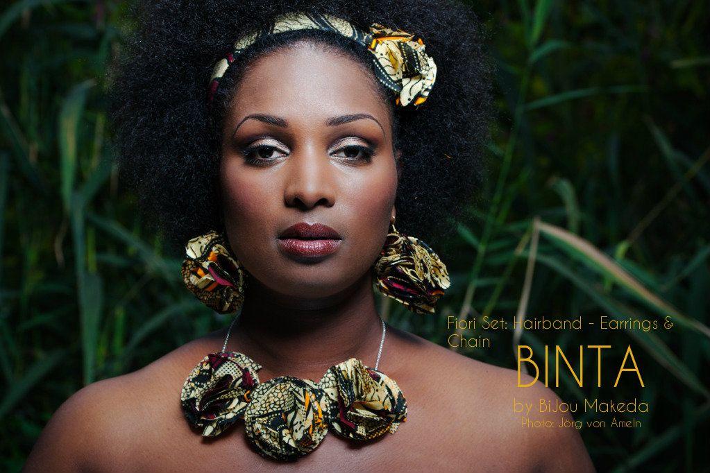 Bijou Makeda designs