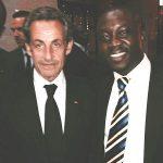 Awambeng and Sarkozy