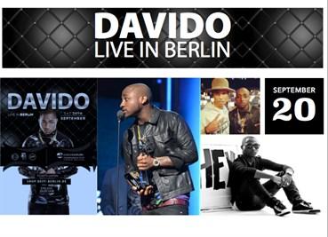 DAVIDO in BERLIN