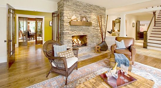 Eclectic-Craftsman-Living-Room
