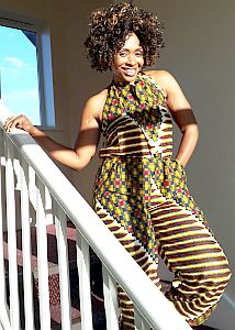 Anrette Ngafor Akinyele on Maischna Magazine