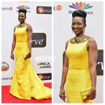 Kate Henshaw at the AMVCA