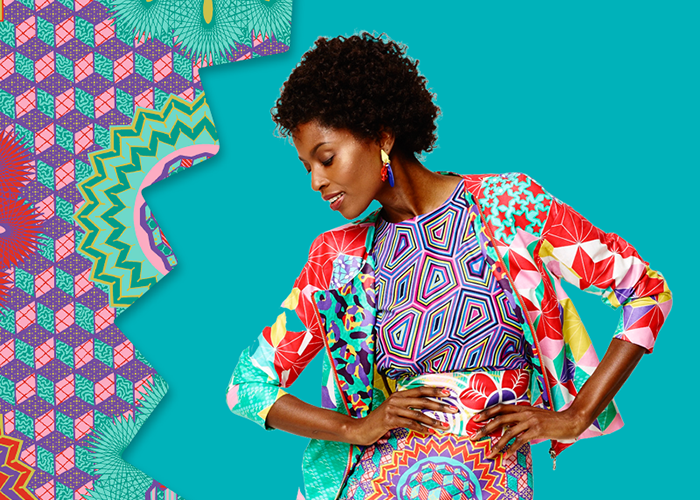 Make every day a Vlisco Fashion day