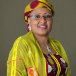 Aisha Buhari/Nigeria's First Lady