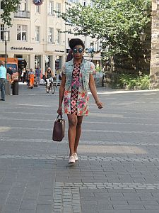 Fashion Blogger mammypi.com in Germany
