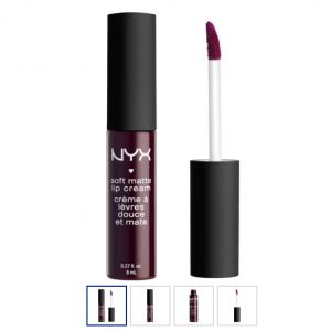 Lippenstift Soft Matte Lip Cream Transylvania 21